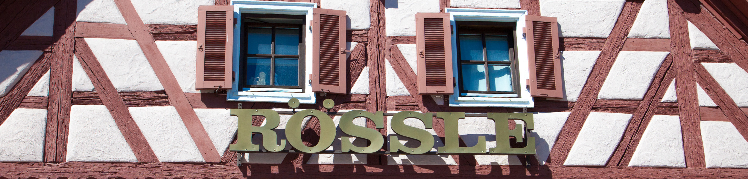 Impressum | Gasthof Rössle in Rangendingen