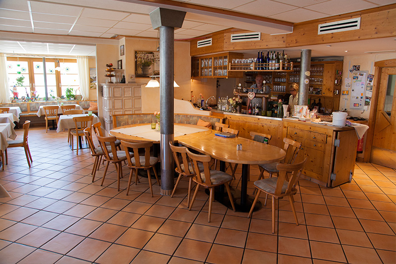 Bar im Gasthof Rössle in Rangendingen