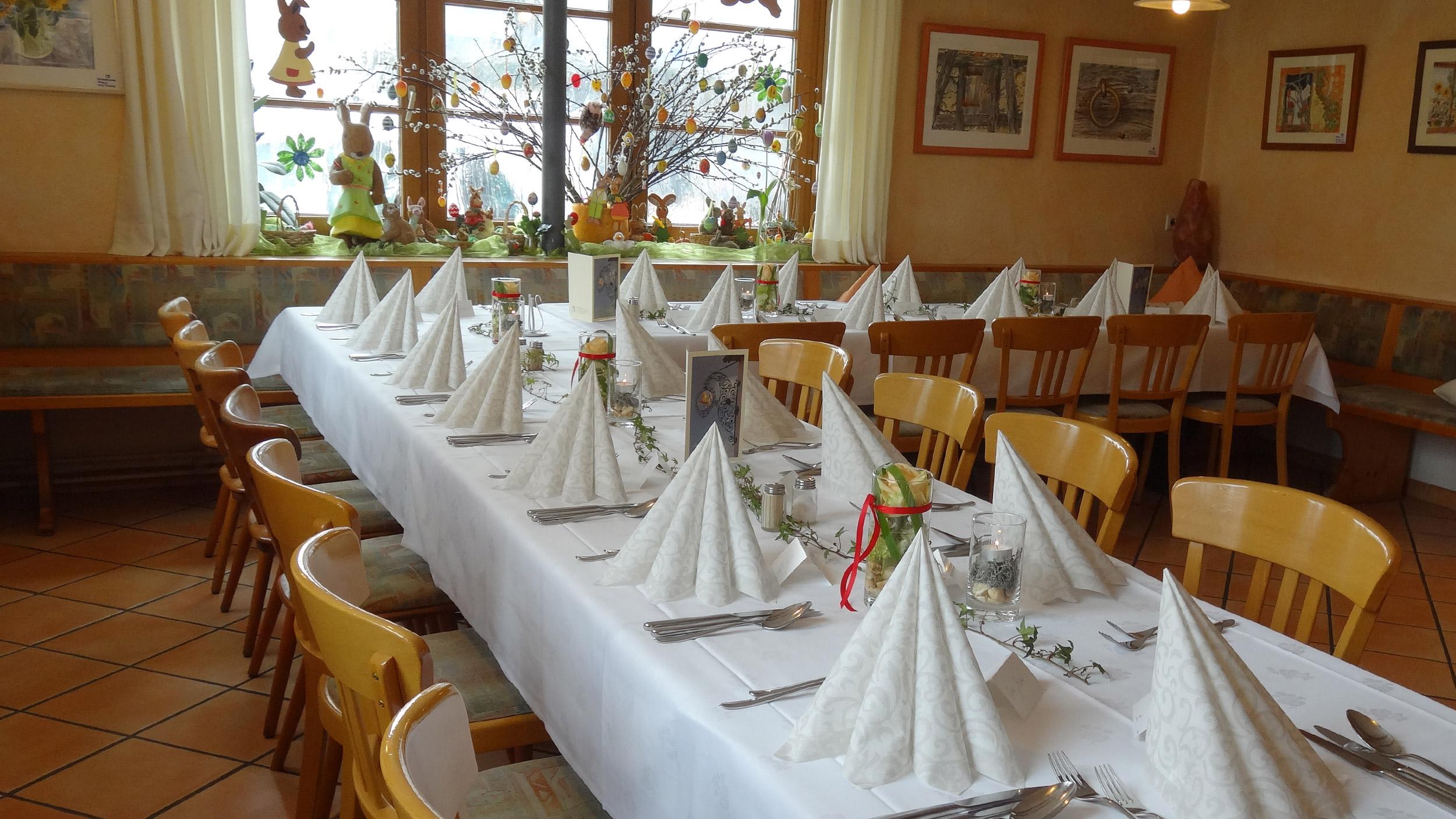Feste feiern | Gasthof Rössle in Rangendingen